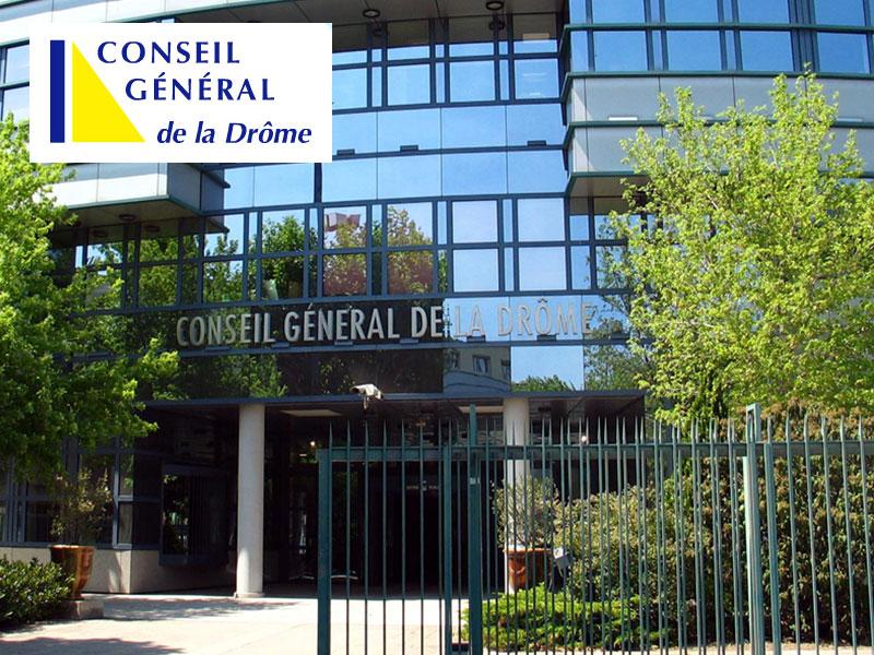 Fourniture du petit équipement de cuisine professionnelle pour la restauration collective du conseil général de la Drôme